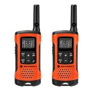 Motorola Talkabout T265 Rechargeable Two Way Radio