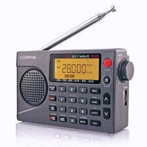 5 Best Shortwave Radio Reviews (Updated 2019) - CW Touch Keyer
