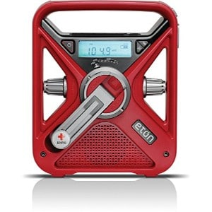 The American Red Cross Frx3+ Emergency Weather Radio