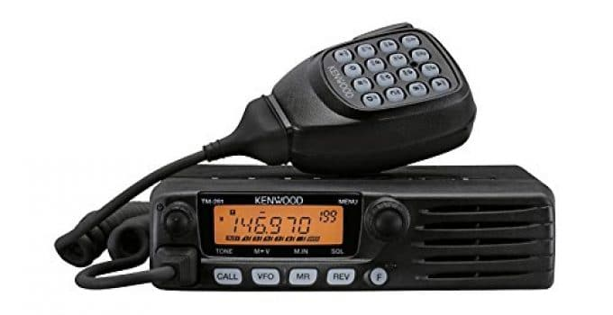Kenwood Tm 281a Review