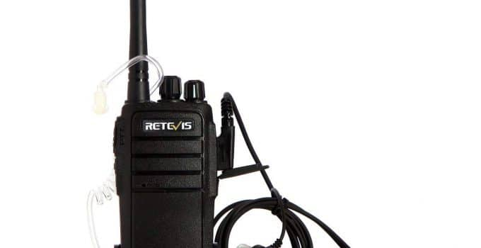 Retevis Rt21 Two Way Radio Review