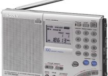 Sony ICF-SW7600GR AM/FM Shortwave World Band Receiver Review
