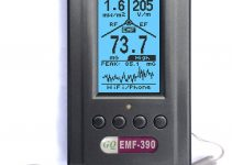 Advanced GQ EMF-390 3-in-1 EMF Meter Review