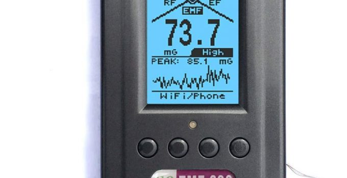 Advanced Gq Emf 390 3 In 1 Emf Meter Review