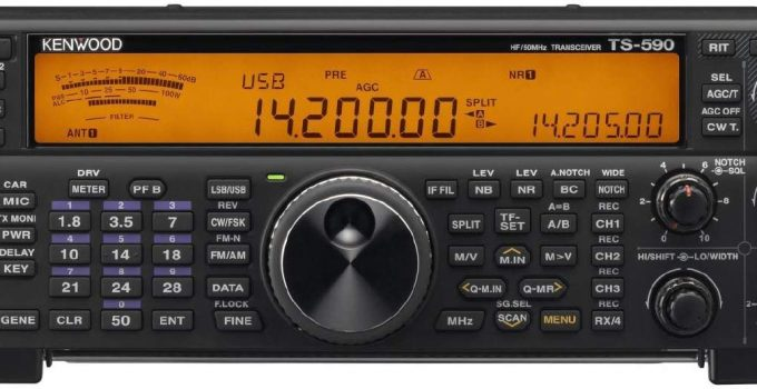 Kenwood Ts 590sg Review