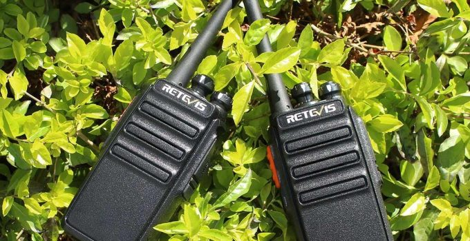 Best Encrypted Two Way Radios