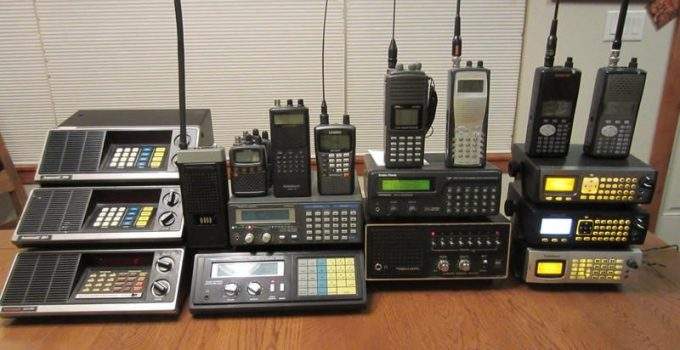 Best Two Way Radio Scanners