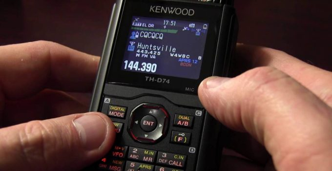 Best Kenwood Th D74a Accessories